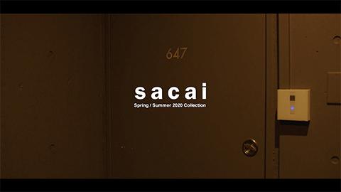 sacai men's 2021 S/S, women's 2021 Pre Spring collection