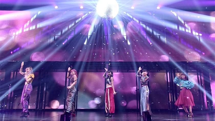 Little Glee Monster Live on 2020 -足跡-